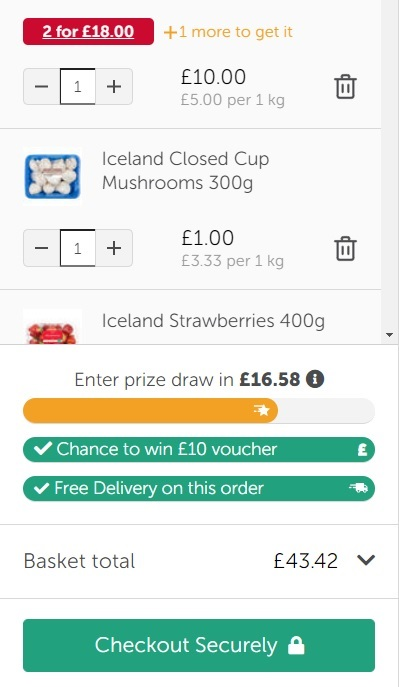 Iceland Offers